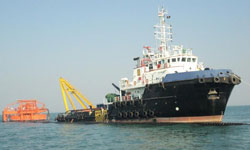 SPM Maintenance and Support Vessels